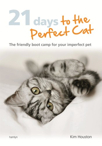 21 Days to the Perfect Cat - cover